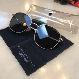 Quay 'Jezabell' sunglasses
